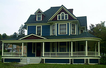 Before and After A Victorian Rebirth Victorian Porch and Paint