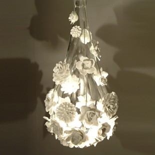 Pendant Lighting : floral pendant light - azcodes.com