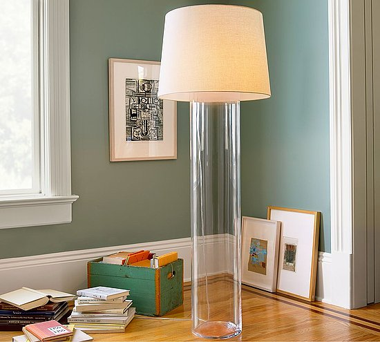 Crave Worthy Missoni Paulistano Armchair: Crave Worthy: Pottery Barn Canton Floor Lamp