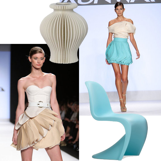 Inspired Project Runway Winner Leanne Marshall 39 S Collection POPSUGAR Home