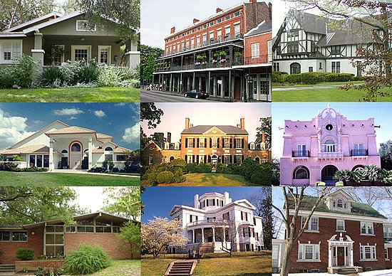 What 39 s your favorite style of residential architecture of for Residential architectural design styles