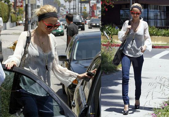 Nicole Richie in LA