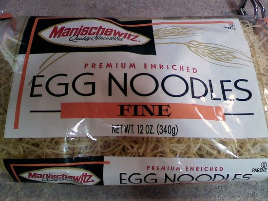 Here are the noodles I use. They're perfect for this dish!!