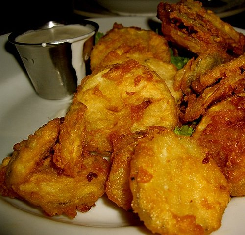 Would You Eat Deep Fried Pickles? | POPSUGAR Food