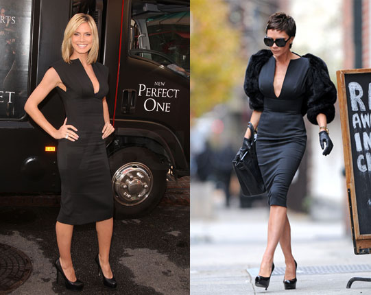 dress like victoria beckham