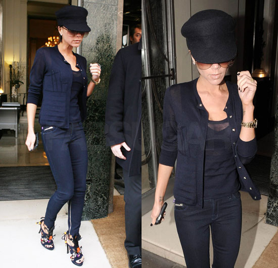 victoria beckham casual outfits. Labels: Victoria Beckham