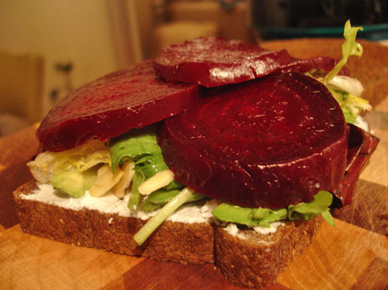 goat goat cheese sandwich beet herbed goat cheese sandwiches the goat ...