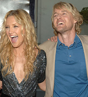 photos of kate hudson and owen wilson who are rumored to