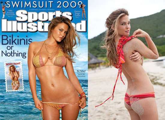 bar refaeli sports illustrated 2010 photoshoot part 1. Bar had a chance to share her