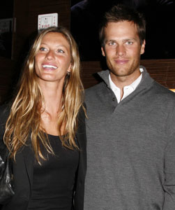 Gisele tom brady to wed