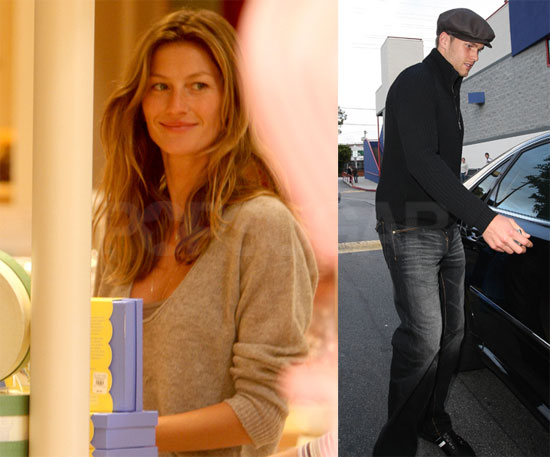 To see more of Gisele and Tom, as well as video of Gisele in her bikini just ...