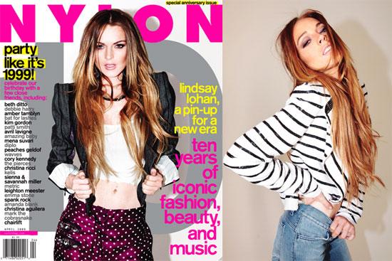 Taylor Momsen Nylon Japan