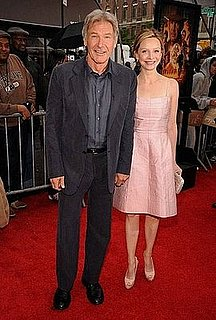 Harrison Ford And Calista Flockhart Are Engaged