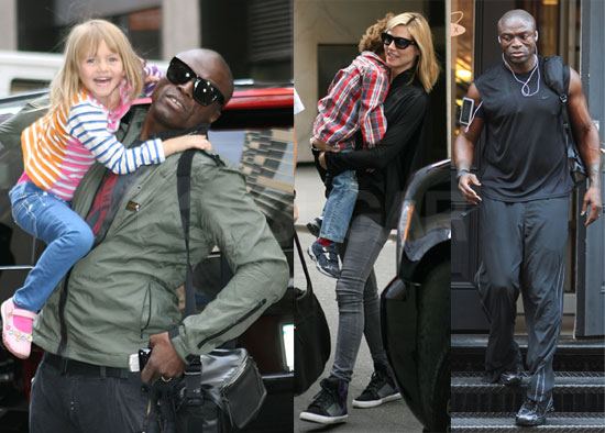heidi klum and seal family. Later, Seal caught our eye on