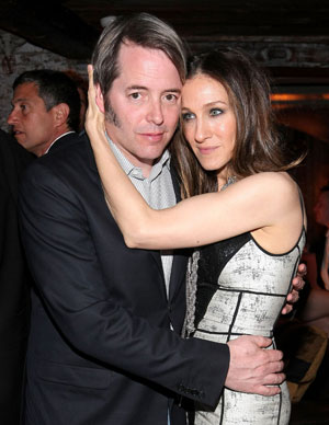 Sarah Jessica Parker And Matthew Broderick Are Having Twin