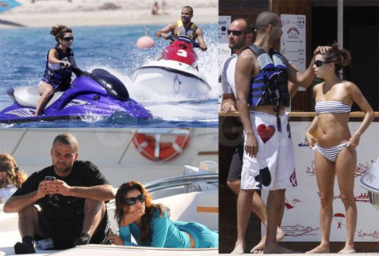 Bikini Photos of Eva Longoria in St. Tropez With Tony ...