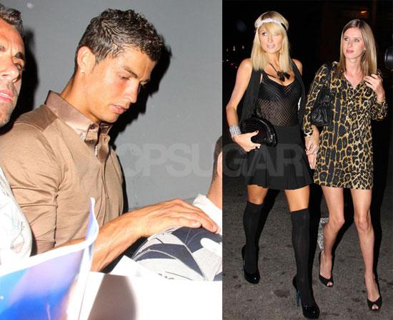 Are Paris Hilton And Cristiano Ronaldo A Match Made In