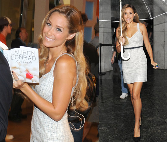 new lauren conrad pictures. Lauren Conrad spent the week