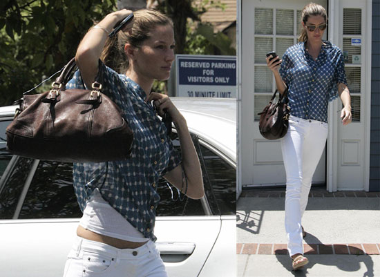 gisele bundchen pregnant bump. To see more of Gisele just