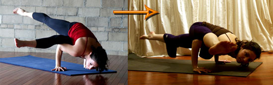 Great Wallpaper Yoga Poses Of Arm Balances
