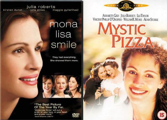 julia roberts smile. Julia Roberts movie binge?