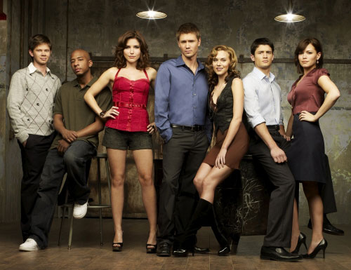Chad Michael Murray and Hilarie Burton Leaving One Tree Hill; Three New Cast ...