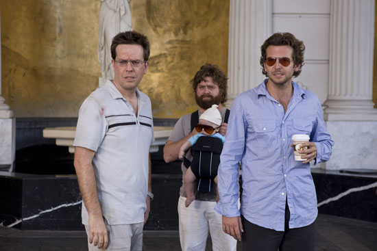cocky and funny lines. funny lines from hangover. The Hangover: Dudes Being