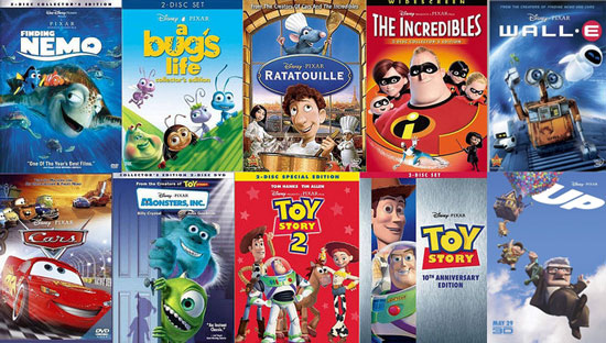 pixar movies up. Is Up Now the Best Pixar Movie