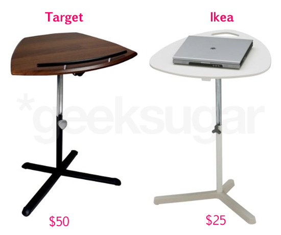 Stylish laptop stand from target popsugar tech - Computer table target ...