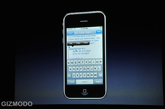 how to find old copy and paste iphone