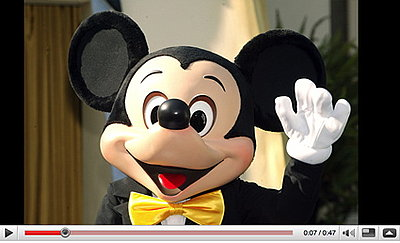 YouTube Mickey Mouse