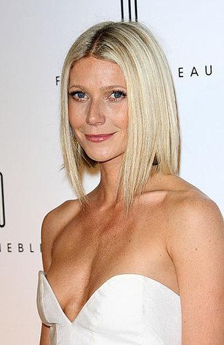 short hair cut gwyneth paltrow