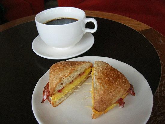 Coffee Bacon Sandwiches Recipes — Dishmaps