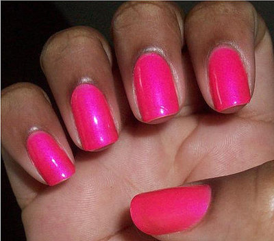 Pink Voltage (china Glaze)