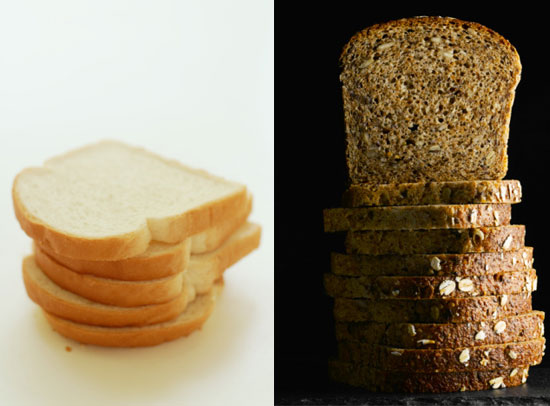 Would You Rather Eat White or Wheat Bread? | POPSUGAR Food