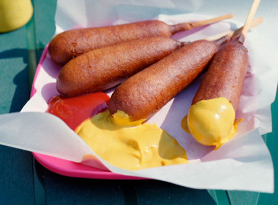 Fair Corn Dogs Corn Dogs Love Them or Hate