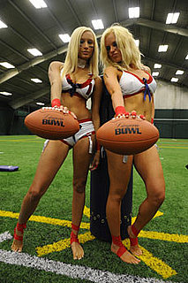 For years, viewers could pay to watch the Lingerie Bowl, a Super Bowl ...