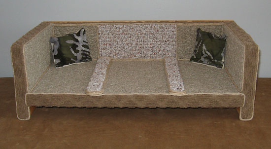 Cat Scratch Couch Spoiled Sweet Or Spoiled Rotten Popsugar Pets
