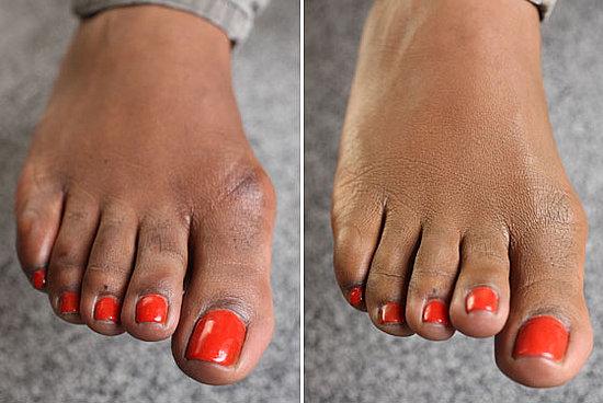 iman feet