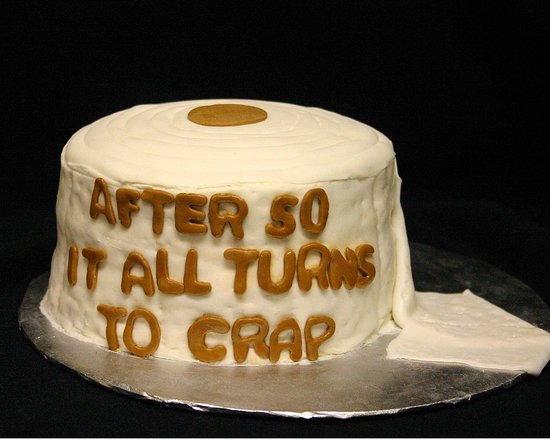 Looking for some idea for a 50th birthday cake.