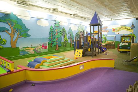 Would you pay for access to an exclusive indoor playground for Best indoor playground for toddlers