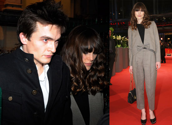 Photos of Keira Knightley and Rupert Friend at Cheri Premiere in Berlin