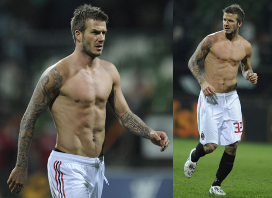David Beckham Dragon