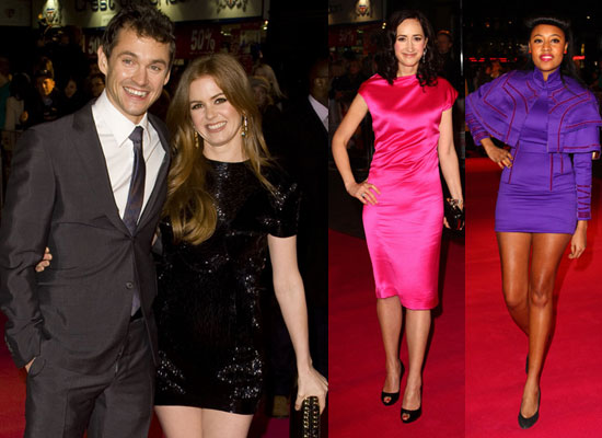 isla fisher dresses. Isla and Hugh Bring