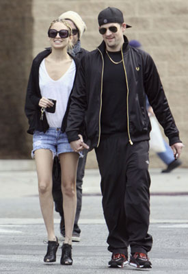 Joel Madden has announced that Nicole Richie is pregnant!