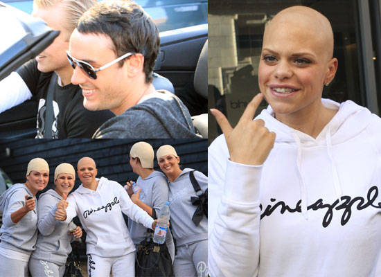 Photos And Details From Jade Goody And Jack Tweed S Wedding Popsugar Celebrity Uk