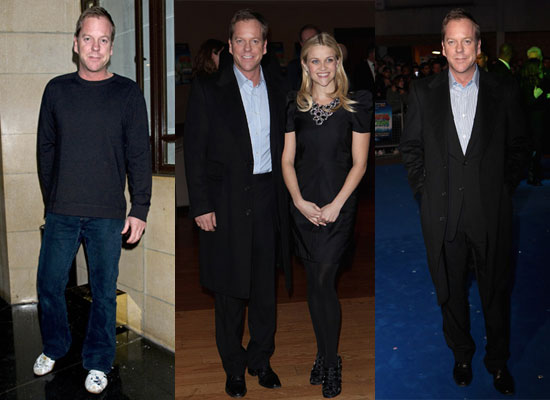 Kiefer Sutherland Kids Reese witherspoon casual