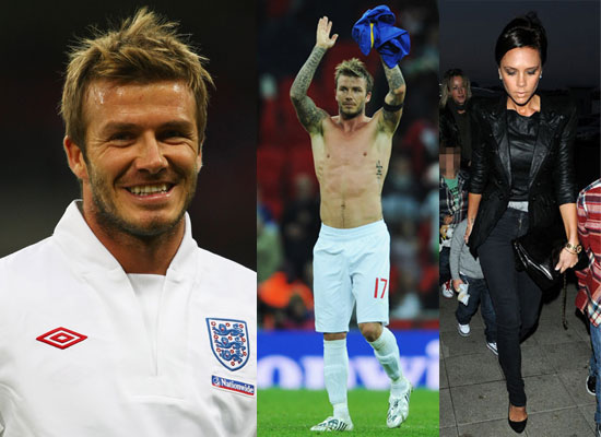 victoria beckham and david beckham 2009. World#39;s Richest David Beckham