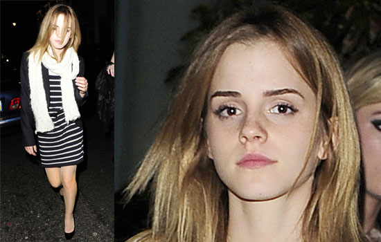 Photo of Emma Watson As well as her forays into fashion, Emma's also being