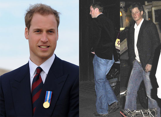 prince william and harry official photo. As Harry#39;s been spending time